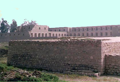 Pachacamac. Photo by KRG